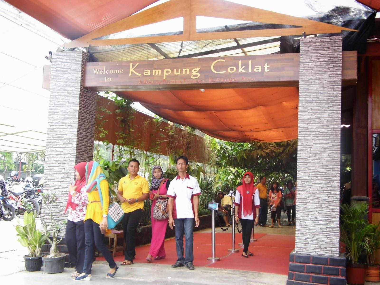 Wonderful Blitar Kampung Coklat Kebun Cokelat Balong Bendo Kab Sidoarjo