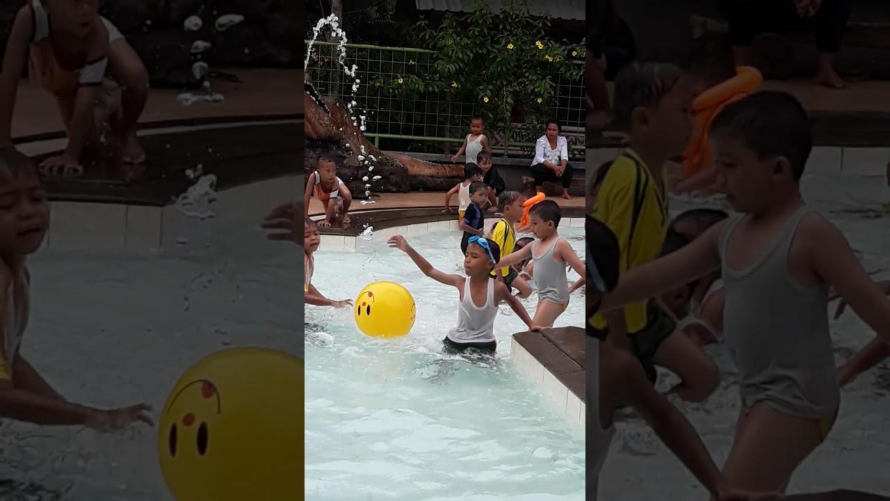 Berenang Outbound Legok Asri Sidoarjo Tk Kartini Surabaya Youtube Sukolegok