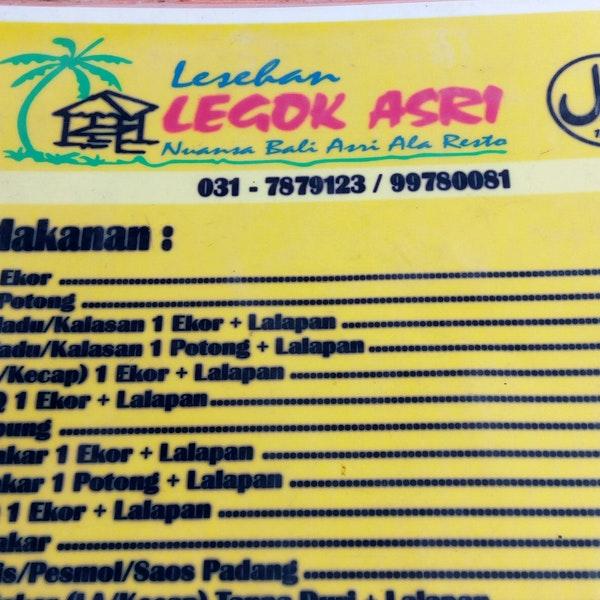 Photos Lesehan Legok Asri Sidoarjo Jawa Timur Photo Leonardo 1