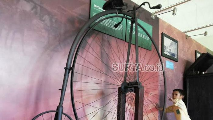 Brankas Penyimpan Emas Garudeya Motor Uap Pertama Surya Wiwit Purwanto