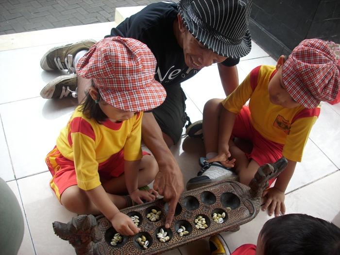 Fun Traditional Outbound Museum Mpu Tantular Sidoarjo Nemo Pemberian Nama