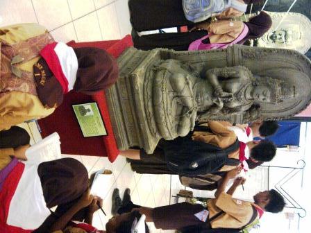 Inilah Pestanya Rakyat Sumenep Dianesuryaman Koleksi Museum Negeri Mpu Tantular