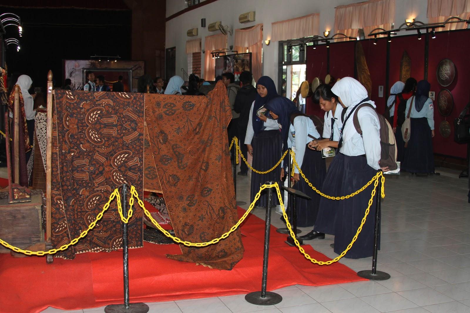 Museum Mpu Tantular Sidoarjo Pameran Reg Negeri Pendopo Kab Sampang