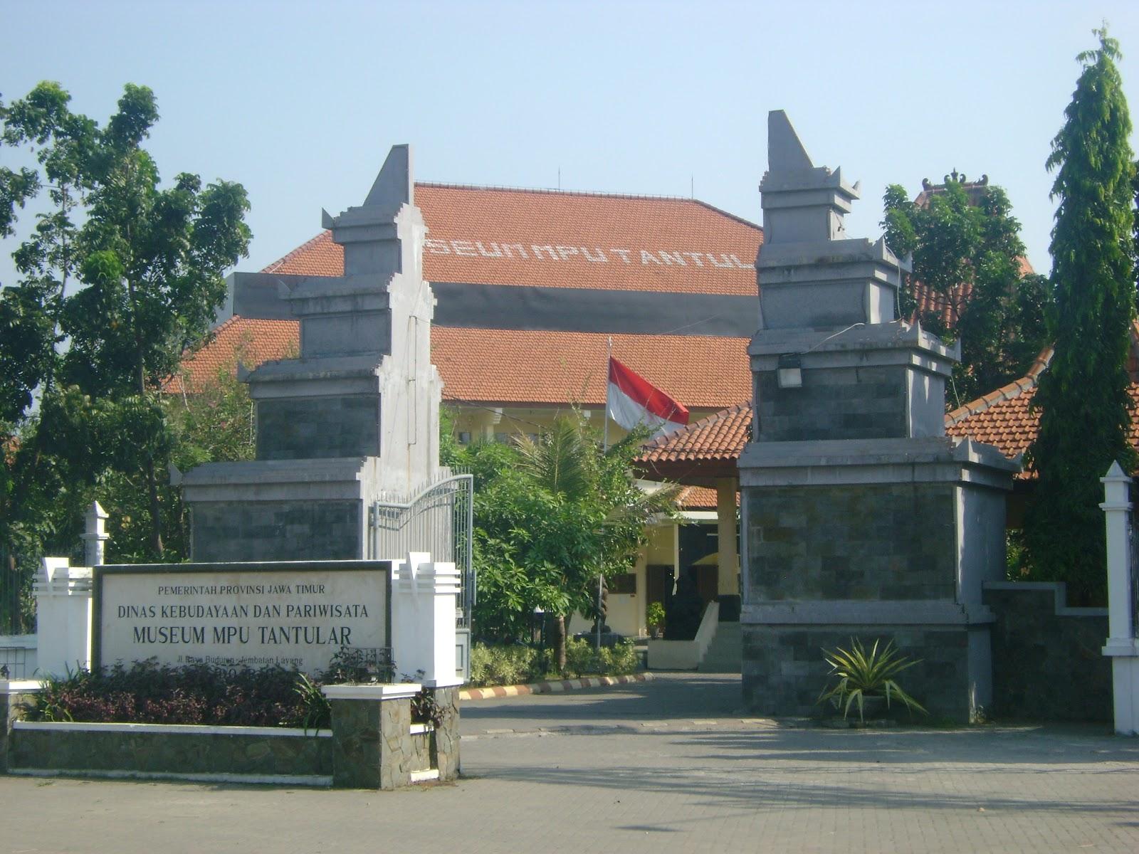 Museum Negeri Provinsi Jawa Timur Mpu Tantular Kekunaan Sepeninggal Von