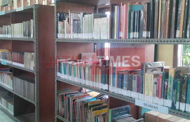 Perpustakaan Museum Mpu Tantular Sidoarjo Sepi Peminat Buku Sejarah Musium