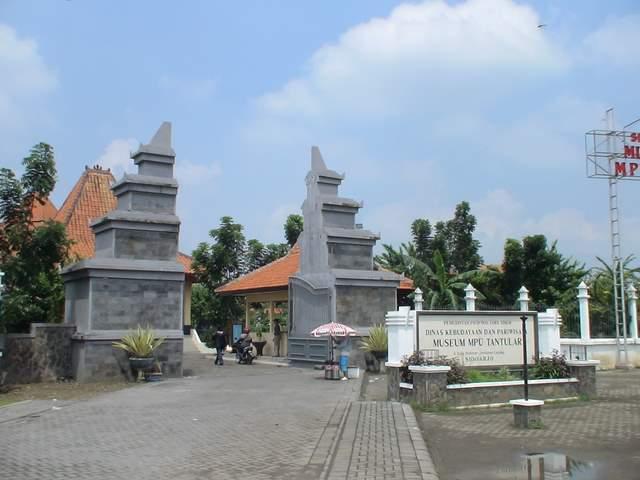 Sos Sidoarjo Indonesia Wisata Sejarah Museum Negeri Mpu Tantular Musium