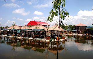 15 Tempat Wisata Terbaik Sidoarjo Jawa Timur Indah Fishing Wahana