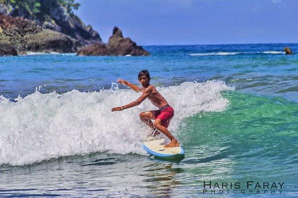 Empat Sekawan Tour Travel Wisata Adventure Outing Outbound Ombak Pantai