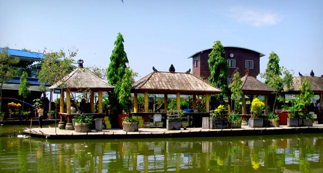 Menikmati Suasana Kota Sidoarjo Wisata Pulau Jawa Pantai Kepetingan Kab
