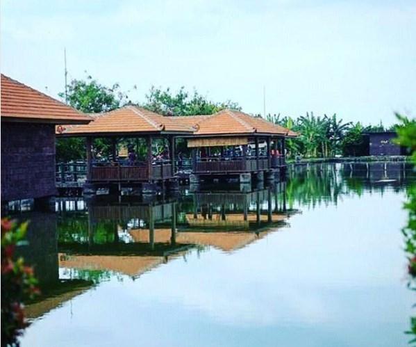 Tempat Wisata Sidoarjo Murah Terkenal 2018 Delta Fishing Pantai Kepetingan