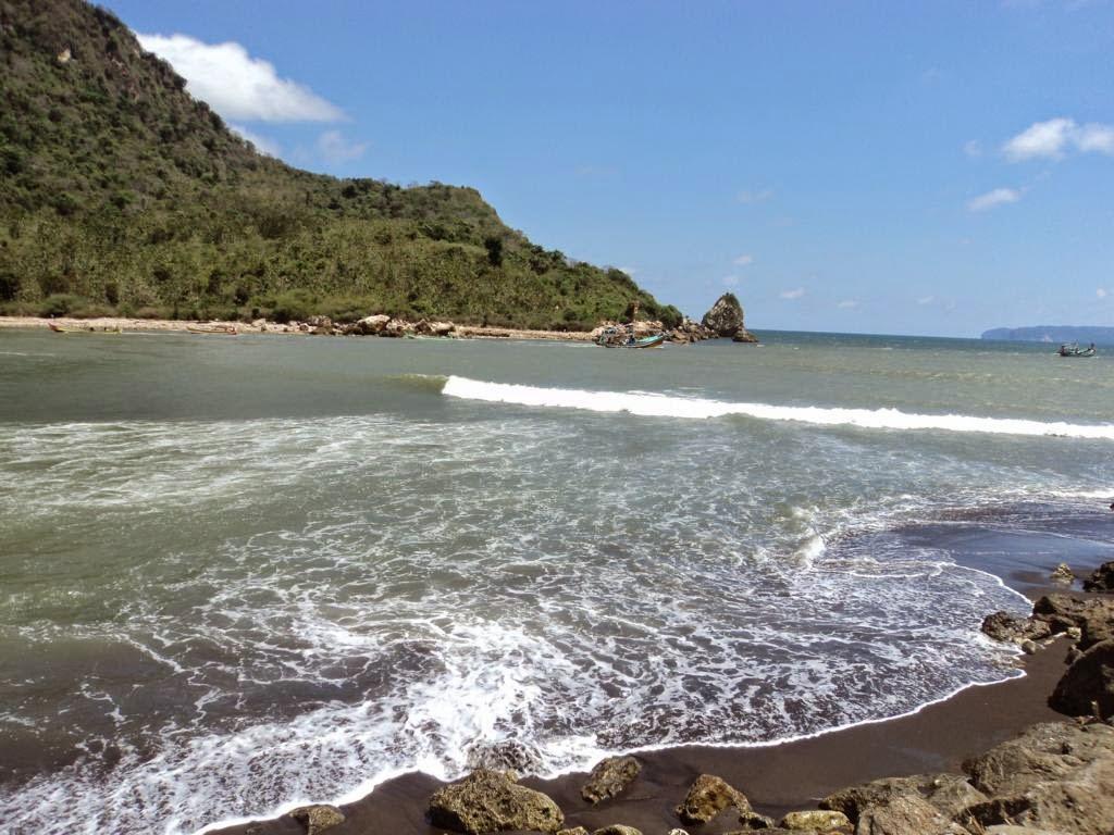 Wonderful Pantai Puger Jember Kepetingan Kab Sidoarjo