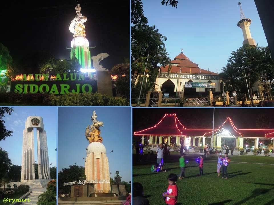 11 Alasan Mengunjungi Sidoarjo Rynari Pasar Malam Gading Fajar Kab