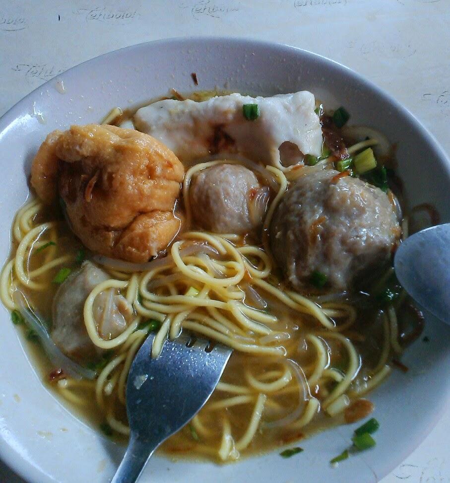 Nyari Kafe Yukk Mei 2016 Bakso Rindu Malam Pasar Gading