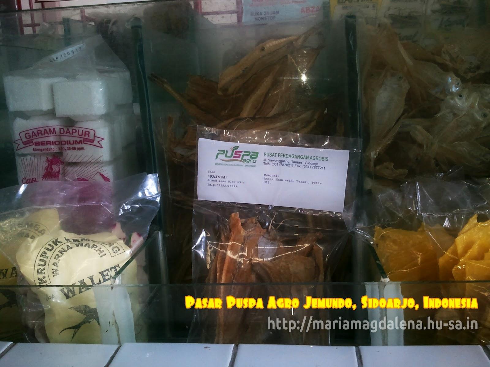 Pasar Puspa Agro Jemundo Maria Magdalena Living Ideas Foto Tampak