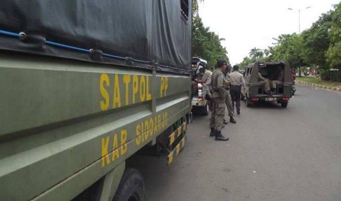 Satpol Pp Sidoarjo Bangsa Online Cepat Lugas Akurat Antisipasi Pasar