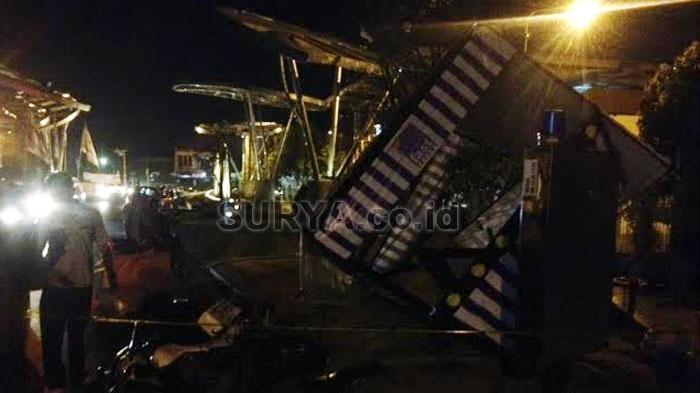 Breaking News Massa Rusak Mobil Motor Pos Kantor Kahuripan Nirwana