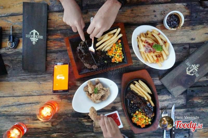 Dock Pazkul Kahuripan Nirwana Surabaya Foody Id Kab Sidoarjo
