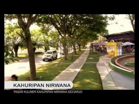 Pasar Kuliner Kahuripan Nirwana Sidoarjo Youtube Pazkul Kab