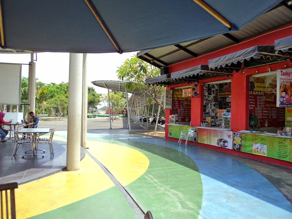 Sarana Informasi Jalan Refreshing Sidoarjo Area Free Wifi Pazkul Pasar