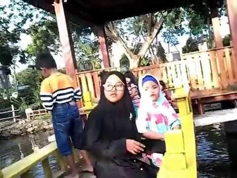2 Suasana Taman Abhirama Sidoarjo Youtube Kab
