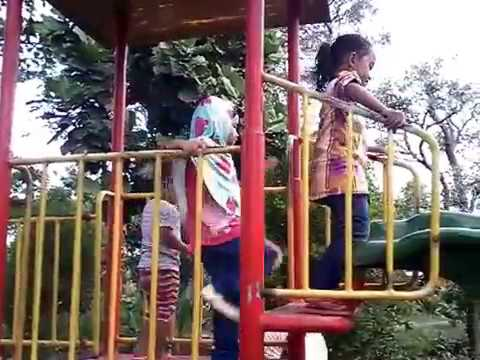 3 Suasana Taman Abhirama Sidoarjo Youtube Kab