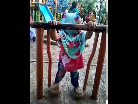 4 Suasana Taman Abhirama Sidoarjo Youtube Kab