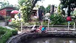 Agus Kuswara Viyoutube Suasana Taman Abhirama Sidoarjo Kab