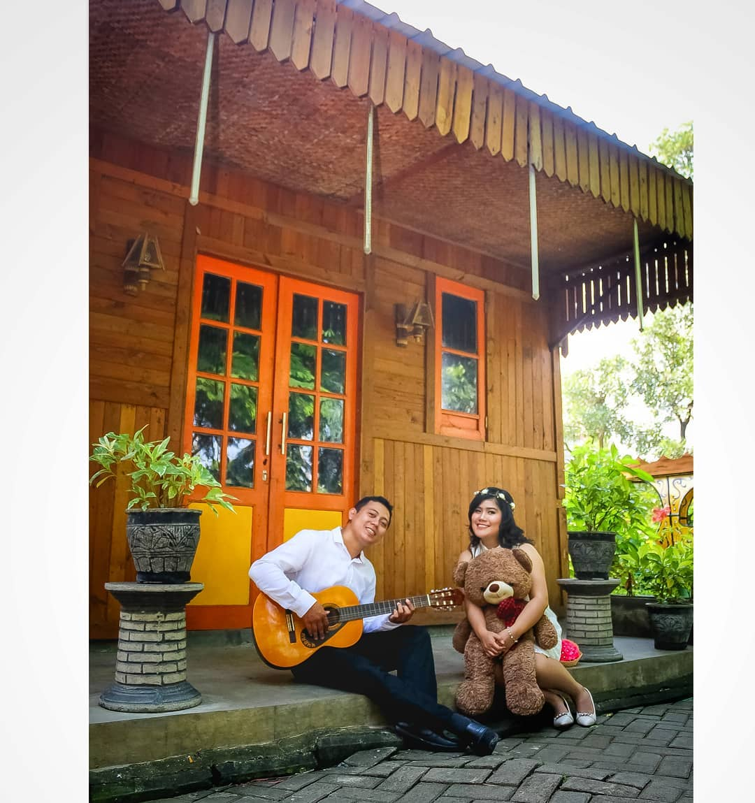 Instagram Photos Videos Tagged Weddingcasual Snap361 Taman Abhirama Terletak Daerah