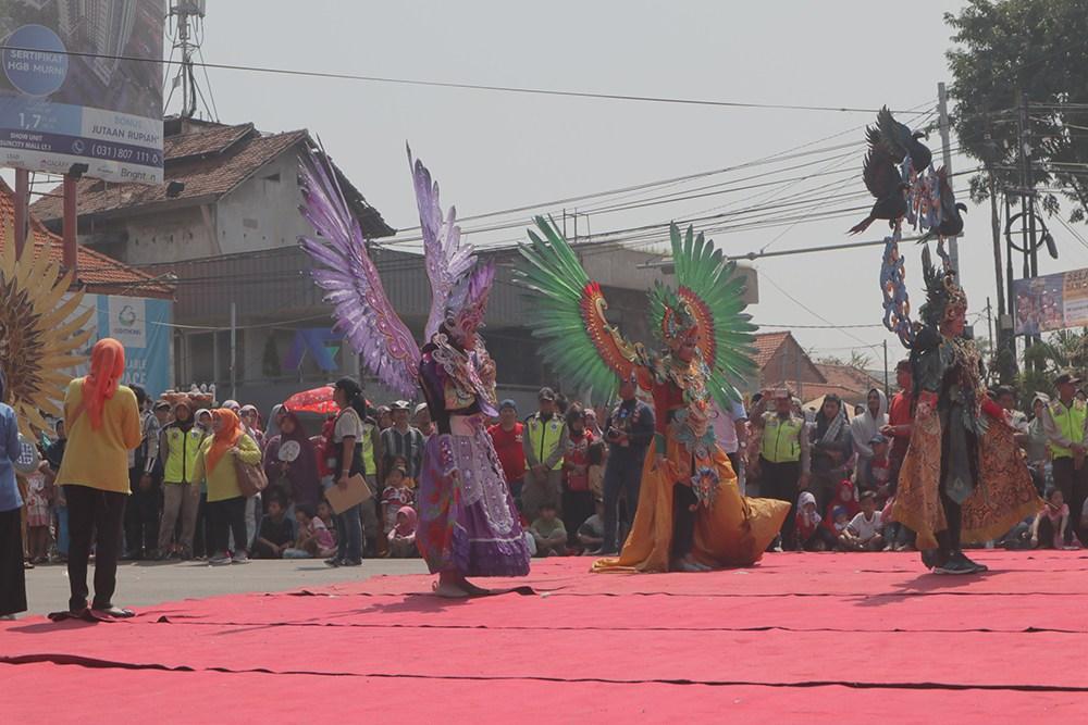 Panggon Archives Gws Lur Karnaval Diawali Doa Bersama Dilanjutkan Sambutan