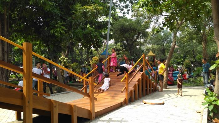 Sidoarjo Punya Paru Oleh Hadi Santoso Kompasiana Dokumen Pribadi Taman