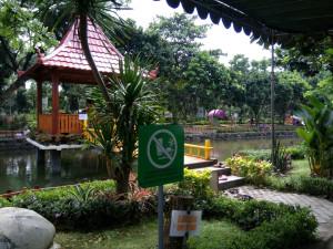 Taman Abhirama Alternatif Play Ground Sidoarjo Bedroom Kab