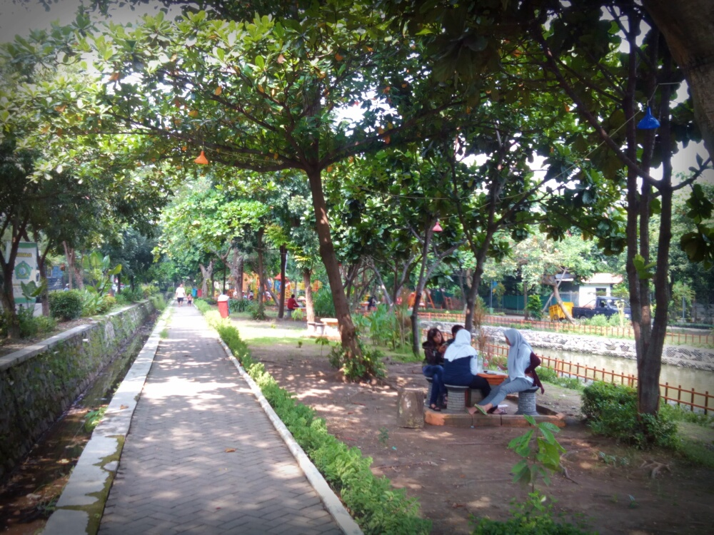 Taman Abhirama Sidoarjo Sinichinet Kab