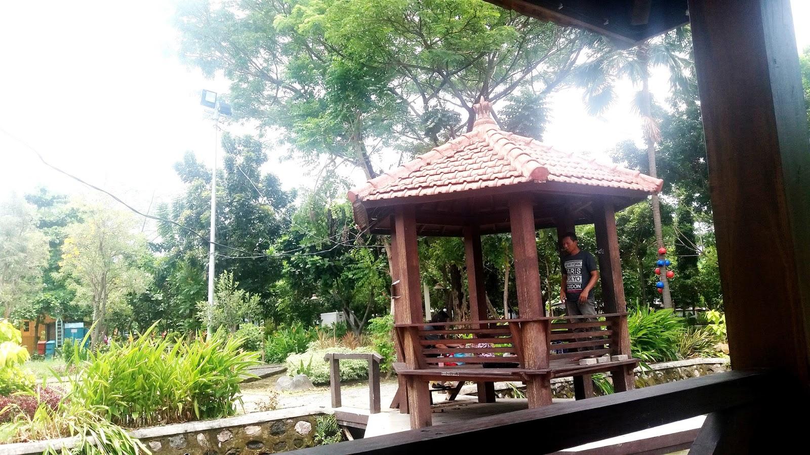Wisata Keluarga Sidoarjo Taman Abhirama Haya Zone Kab