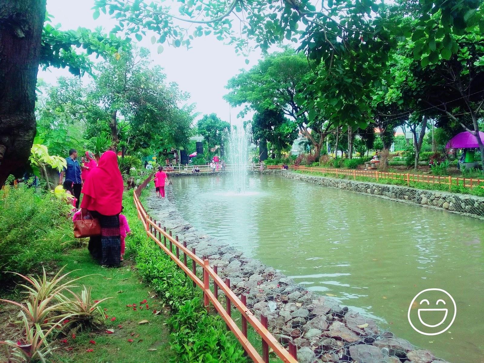 Wisata Keluarga Sidoarjo Taman Abhirama Haya Zone View Kab