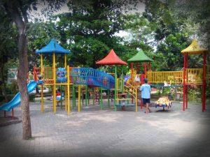 Keindahan Wisata Alam Taman Abhirama Sidoarjo Salah Satu Destinasi Rekreasi