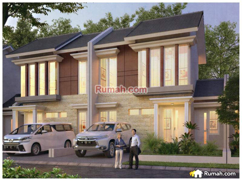 Permata Kwangsan Residence Desa Sedati Sidoarjo Jawa 79543277 Taman Air