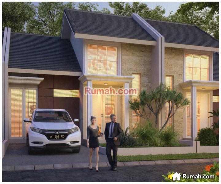 Permata Kwangsan Residence Desa Sedati Sidoarjo Jawa 82517033 Taman Air