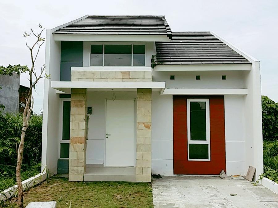 Rumah Dijual Dp Um 0 Type 50 90 Perum Permata