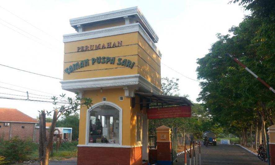 Rumah Dijual Murah 200 Jt Perum Taman Puspa Candi Sidoarjo