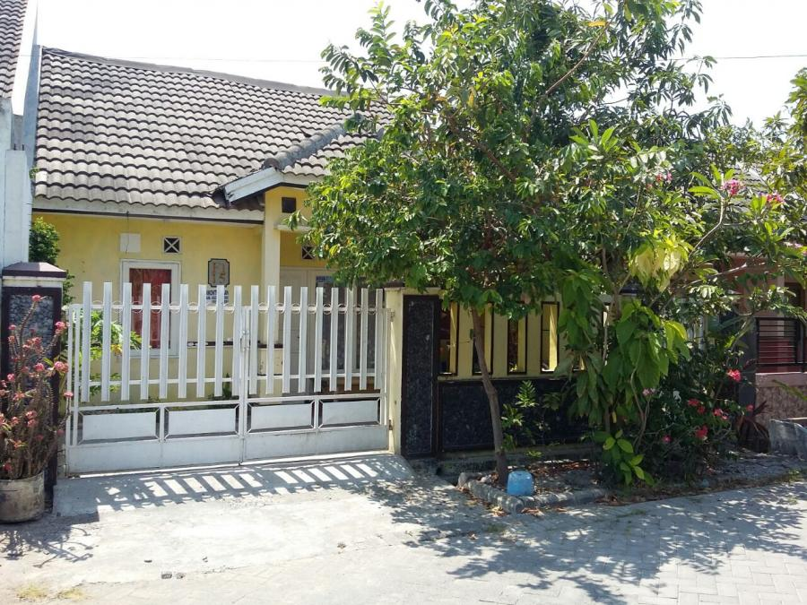 Rumah Dijual Perum Siwalan Permata Indah Buduran Surabaya Sidoarjo Murah