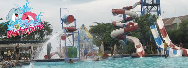 Tiket Masuk Wahana Permata Waterpark Sidoarjo Taman Air Kab