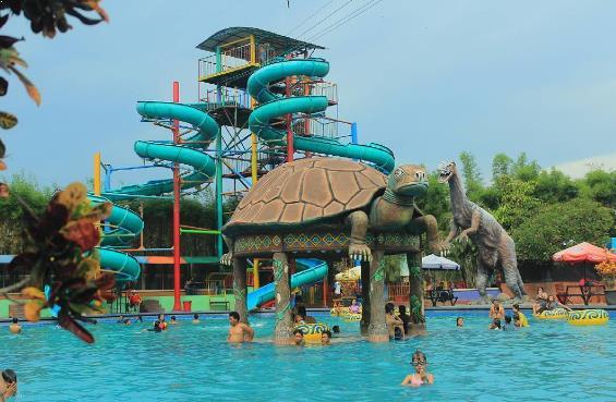 18 Tempat Wisata Sidoarjo Jawa Timur Terhits Sun City Waterpark