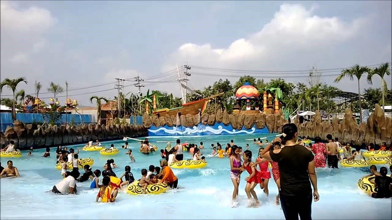 3 Tempat Wisata Sidoarjo Tamansari Prospero Apartment Suncity Waterpark Taman