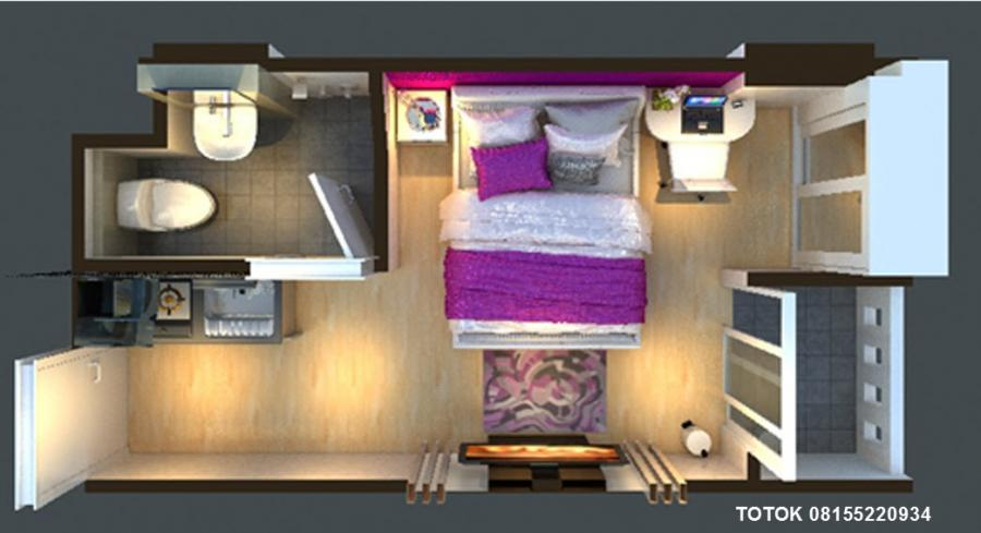 Apartemen Dijual Launching Sidoarjo Suncity Residence Rumah Surabaya Mall Type