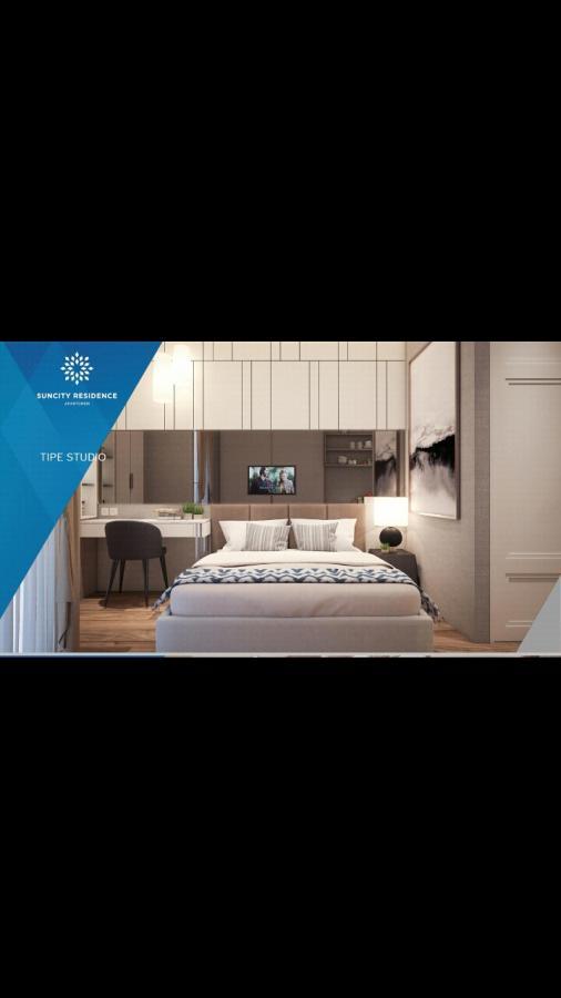Apartemen Dijual Suncity Residence Sidoarjo Taman Air Kab