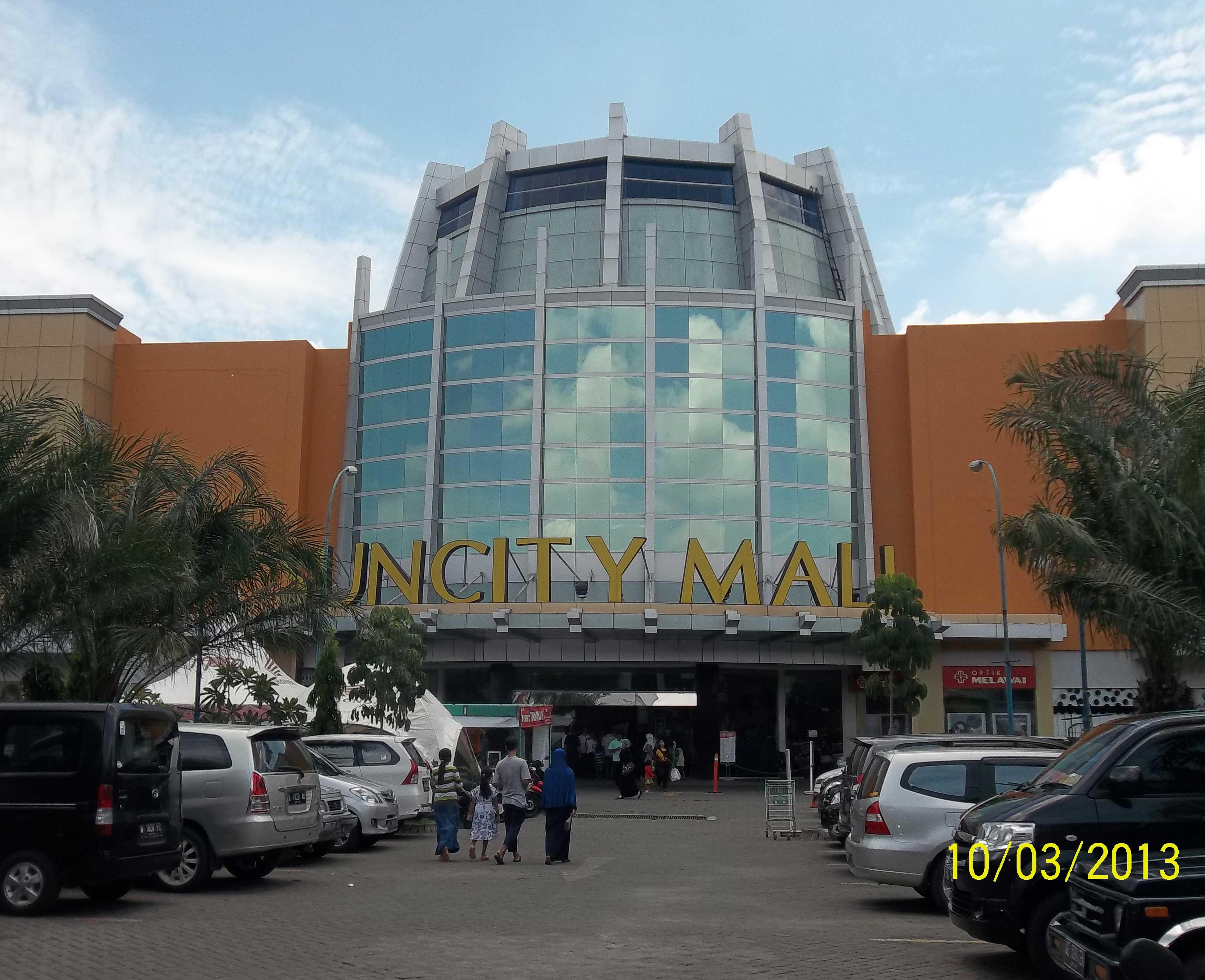 Asyik Berwisata Belanja Sun City Mall Sidoarjo Oleh Mawan Sidarta