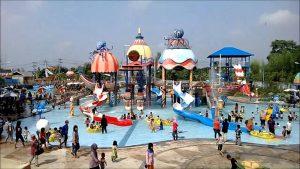 Destinasi Wisata Sun City Waterpark Sidoarjo Terdapat Berbagai Macam Bentuk