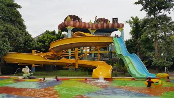 Paket Tiket Masuk Citra Garden Waterpark Sidoarjo Harga Taman Air