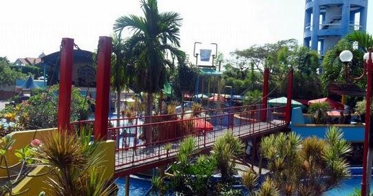 Pesona Keindahan Wisata Sun City Waterpark Sidoarjo Daftar Tempat Indonesia