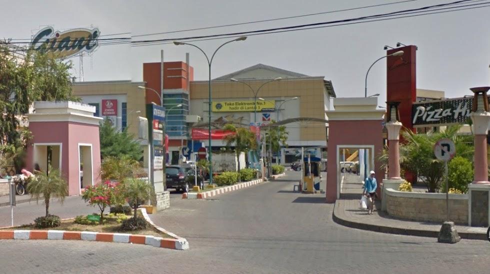 Suncity Plaza Kabupaten Sidoarjo Indonesia Taman Air Kab
